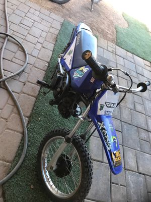 Motorcycle Yamaha pw80 for Sale in Phoenix, AZ