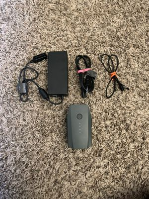 Mavic Pro Charger / Battery Great condition drone for Sale in Lake Elsinore, CA