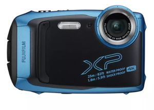 Fugifilm FinePix XP140 16.4 Megapixel Digital Camera ONLY TAKING POSTED PRICE New/Unopened package for Sale in Lynnwood, WA