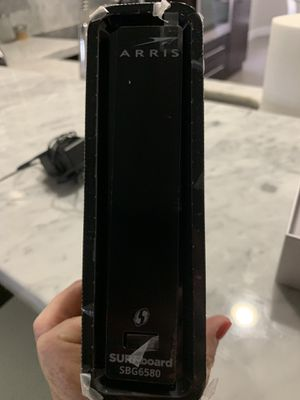 Wireless modem and router in one for Sale in Kissimmee, FL