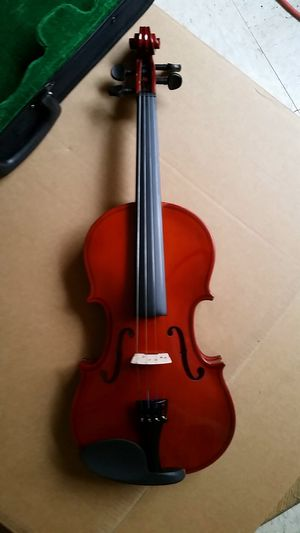 Brand New maple violin with case, bow and Rosin for Sale in Lebanon, TN