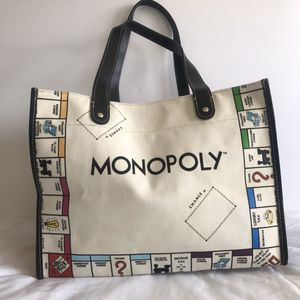 Monopoly canvas Tote bag for Sale in Lake Elsinore, CA