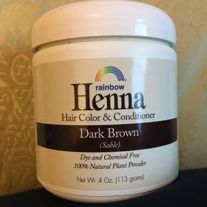 Black Or Brown Henna for Sale in San Antonio, TX