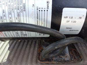 Waterpro 1.5 Horsepower Hot Tub Pump for Sale in Kissimmee, FL