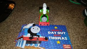 Talking percy and day out with thomas poster for Sale in DeSoto, TX
