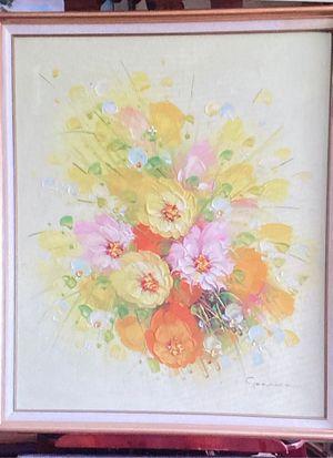 Original floral painting for Sale in Tempe, AZ