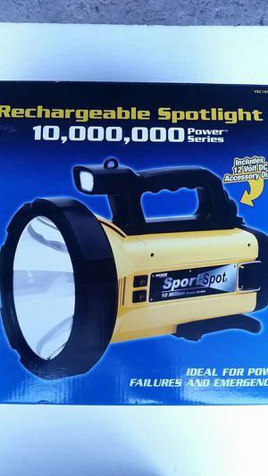 10,000,000 SPOTLIGHT STILL IN BOX $55. for Sale in Glen Allen, VA