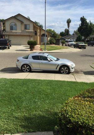 Testing the waters selling my Mazda RX8 2005 Great car fun to drive asking 2500 or best offer for Sale in Tracy, CA