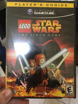 Game cube game Star Wars LEGO classic $10 for Sale in Tulsa, OK