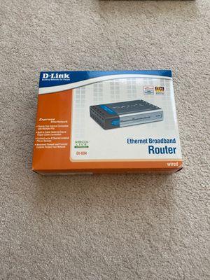 Ethernet Broadband Router for Sale in Alexandria, VA