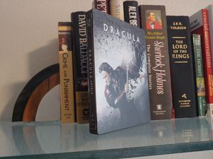 Dracula Untold Blu ray Steelbook Movie for Sale in Phoenix, AZ