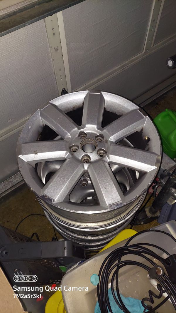 2006 Outback wheel