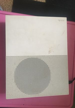 Xbox one s no controller for Sale in Valley View, OH