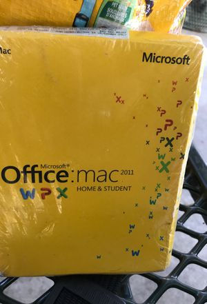 OFFICE: mac 2011Home & student never opened for Sale in Lynwood, CA