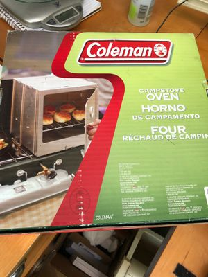 Coleman Camp Stove Oven for Sale in Euless, TX