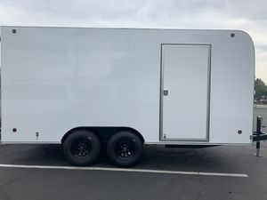 2019 Enclosed Trailer 8x16x7 for Sale in Bloomington, CA