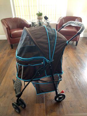 Dog pet stroller for Sale in Hesperia, CA