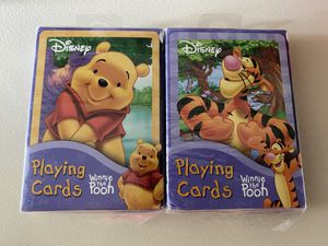 Disney playing cards for Sale in Palm Harbor, FL