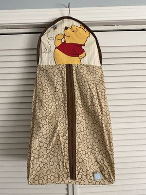 Winnie the Pooh diaper stacker for Sale in Upland, CA