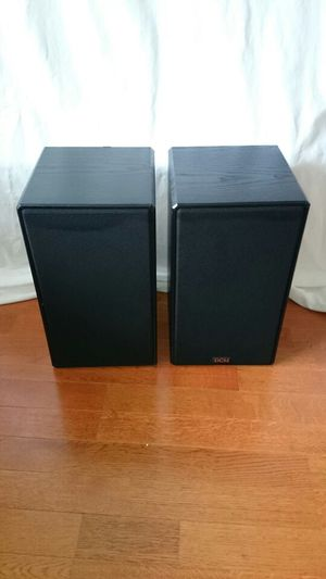 DCM CX 07 AUDIO SPEAKERS IN CLEAN AND GREAT CONDITION. for Sale in Bremerton, WA