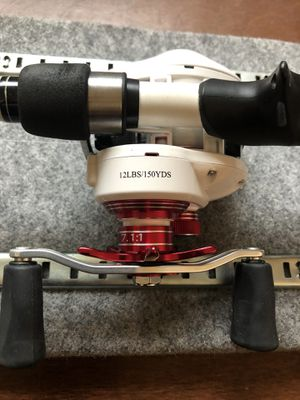 New Duckett fishing real with Lewis rod for Sale in Northumberland, PA