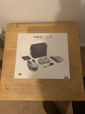 Mavic Air 2 Fly More Combo for Sale in Elkton, MD