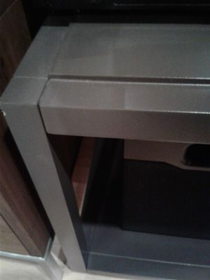 Crate & Barrel end table Cube multi-purpose for Sale in Highland Park, IL