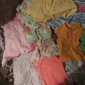 Baby Girl Clothing Bundle Perfect Condition Clean Smoke-free for Sale in Cottonwood, CA