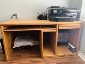 Desk/file cabinet combo for Sale in Spring Valley, CA