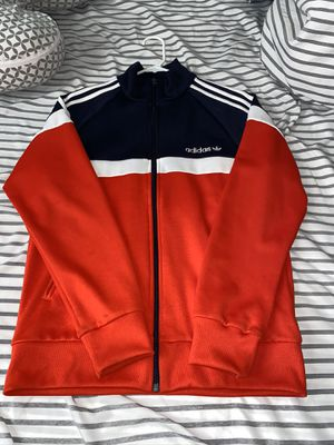 adidas track jacket size small. for Sale in Queens, NY