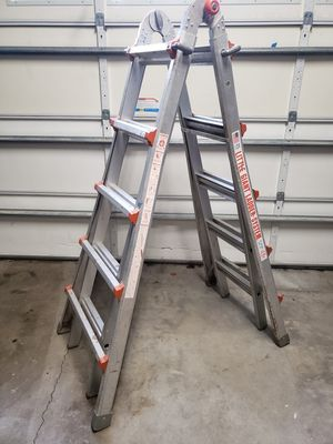 Little Giant Ladder (1st generation) PENDING PICKUP for Sale in Snoqualmie, WA