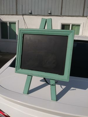 Cute Chalkboard Stand for Sale in Fresno, CA