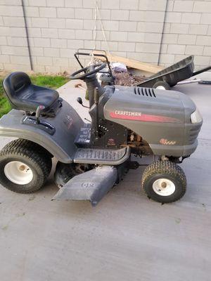 Craftsman Lt1000 lawn mower for Sale in Phoenix, AZ