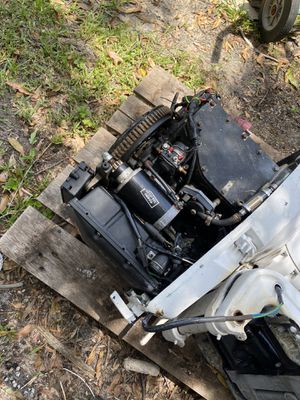 Evinrude 70 hp for Sale in Sebastian, FL