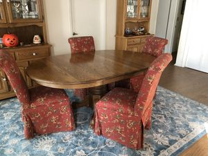 Kitchen table and chairs for Sale in Forked River, NJ