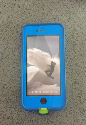 Iphone 6 Lifeproof case for Sale in Interlochen, MI