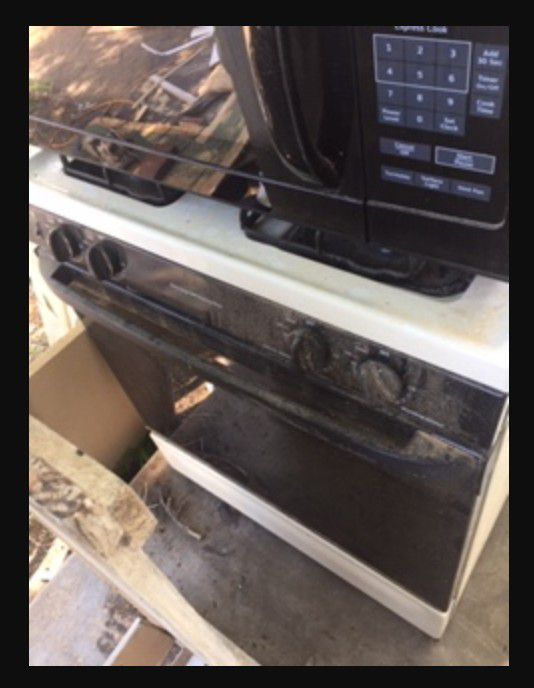 Oven and Microwave make offer