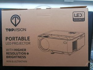 Portable Mini LED projector for Sale in Jacksonville, FL