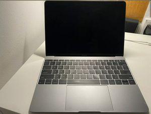 Apple MacBook (Retina, 12-inch, Mid 2017) 1.2 GHz, m3, 8GB ram, 256GB ssd for Sale in Las Vegas, NV
