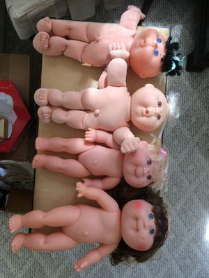 Cabbage Patch Kids Dolls for Sale in Martinsburg, WV
