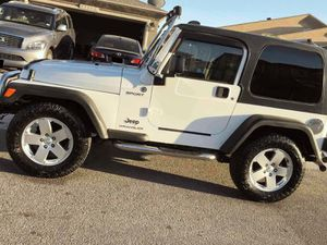 ✅Ask for 💲 1500 urgentl 2006 Jeep Wrangler for Sale in New Orleans, LA