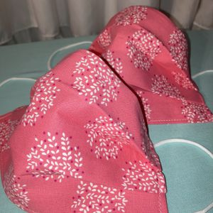 Pink and White Face Mask #346 for Sale in Converse, TX