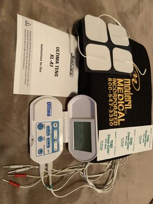 Tens pain relief new never used for Sale in Blacklick, OH