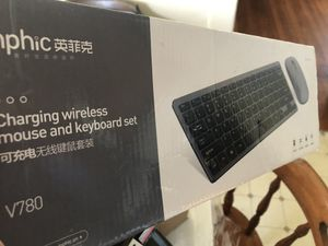 Keyboard and mouse wireless for Sale in San Diego, CA