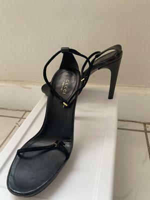 Gucci black heels for Sale in Medley, FL