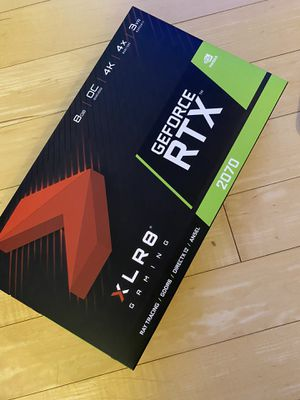 NVIDIA GeForce RTX 2070 Graphics Card for PC for Sale in Washington, DC
