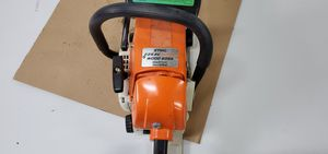 Stihl av 028 woodboss super electric ignition chainsaw for Sale in Zimmerman, MN