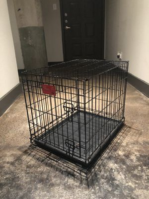 Dog Crate Small/Medium for Sale in Houston, TX