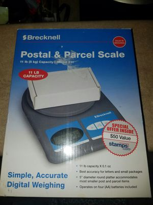 Postal parcel scale for Sale in Atlanta, GA