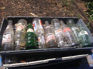 Lot of Antique Soda Bottles for Sale in Zellwood, FL